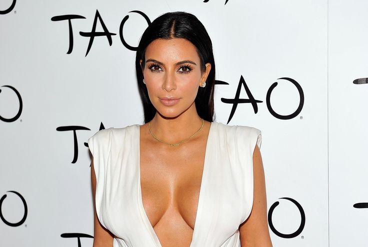 Kim Kardashian Turns Her 34th B-Day Celebration Up a Notch in Las Vegas