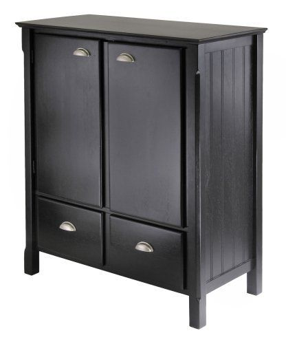 High Quality $208 Solid And Composite Woods. Winsome Wood Timber Storage Cabinet By  Winsome Wood