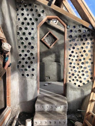 Galería - 'Nave Tierra': La casa autosustentable de Michael Reynolds en Argentina - 10