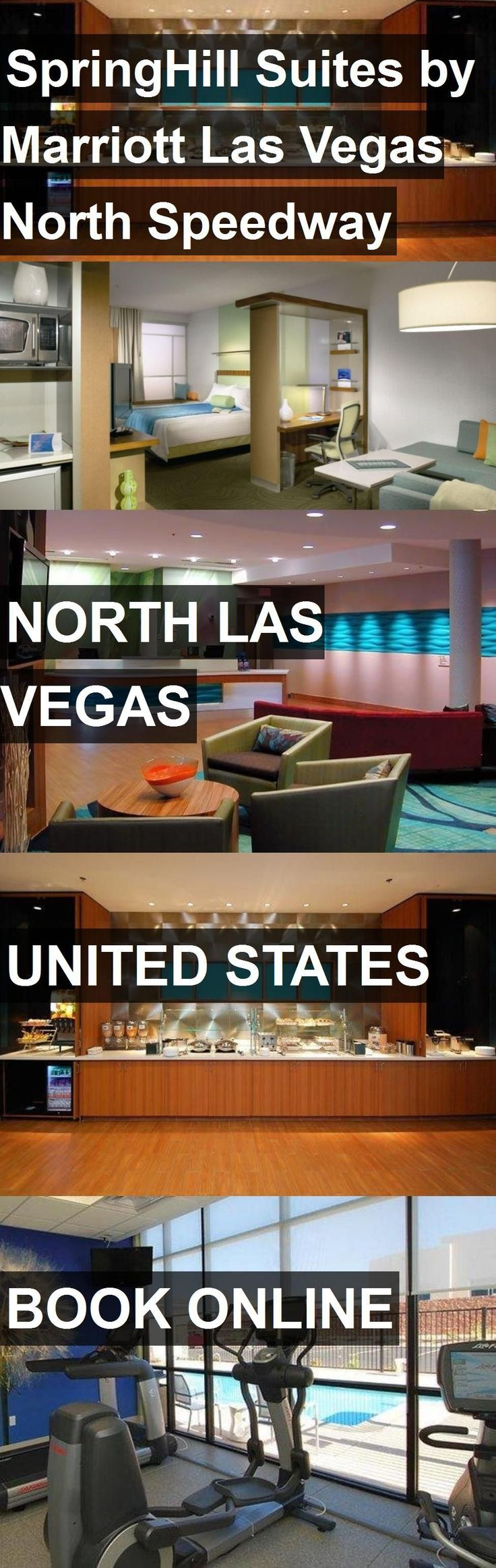 Hotel SpringHill Suites by Marriott Las Vegas North Speedway in North Las Vegas, United States. For more information, photos, reviews and best prices please follow the link. #UnitedStates #NorthLasVegas #travel #vacation #hotel