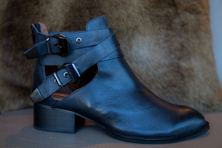 Back in stock: Jeffrey Campbell Everly Boots