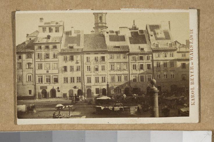 Strona Zakrzewskiego. Zdjęcie zostało zrobione w 1861 roku.