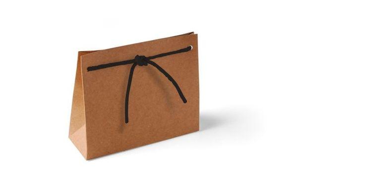 Bolsa cartulina con o sin cordón