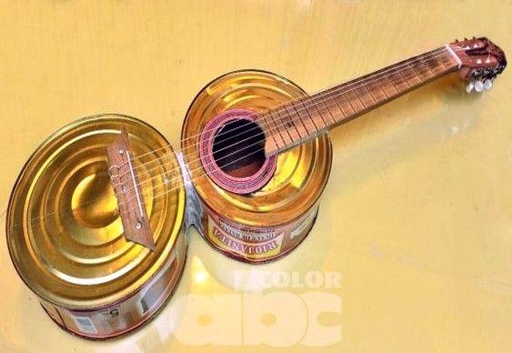 Rosely Pignataro: Instrumentos Musicais Reciclados