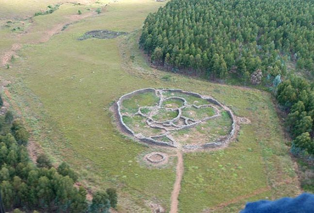 The mysterious Adam's Calendar is one of the oldest stone circles in the world. The calendar can still be used accurately today, and provides insight into African societies' understanding of the sun's movement.