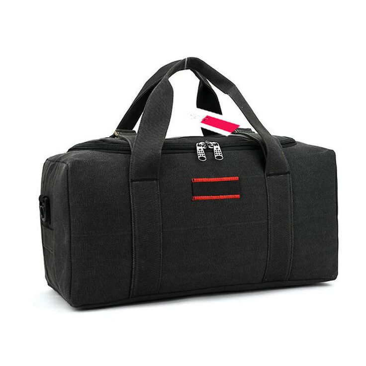 Military Canvas Men Travel Bags Carry on Luggage bags Men Duffel bags travel tote large weekend Bag #Affiliate