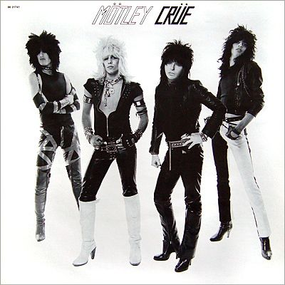 motley crue | Motley Crue: Too Fast For Love Nikki Sixx Vince Neil Mick Mars Tommy Lee