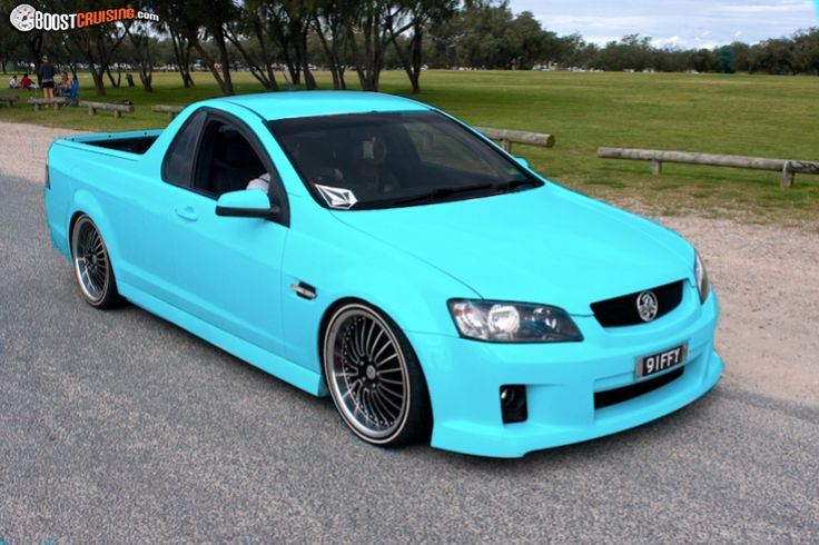 holden ute | 2009 Holden Ute Sv6 Commodore Ute - Boostcruising SEXY MOTHERFUCKER  Australia
