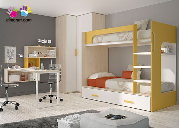 M s de 25 ideas incre bles sobre armarios infantiles en for Armario habitacion nina