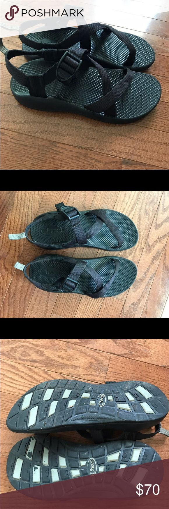 Chacos Size 8 black Chacos Chacos Shoes Sandals