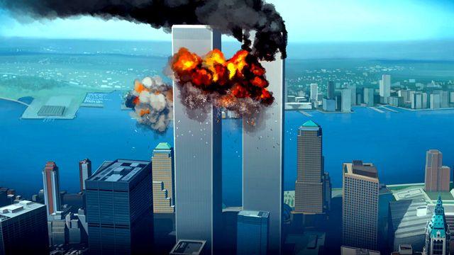 """9/11 – Wie wäre es mit Phosphor?Der neu gewählte britische Labour-Führer Jeremy Corbyn glaubte 2003, dass die Nachrichten über 9/11 """"manipuliert"""" worden seien, um es aussehen zu lassen…"""