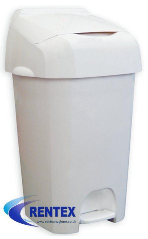 Nappy waste disposal units for the safe storage of waste with commercial washrooms. #nappy #nappybin #nappywaste #nappyunit #babychange #hygiene