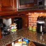 Coffee & Hot Beverage Station.
