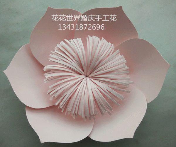 Большая свадьба фотостудия фон площадь Фотографии окно цветочный дизайн декоративные ручной работы замятия бумаги закончили трехмерные цветы