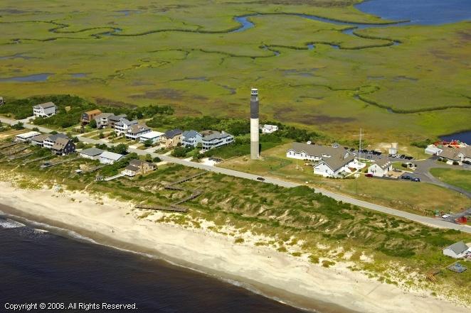 Oak Island Lighthouse | Oak Island NC | Stay with us this summer! Vacation beach rentals in Oak Island by Margaret Rudd & Associates | 800.486.5441 | www.rudd.com | #oakisland #lighthouse