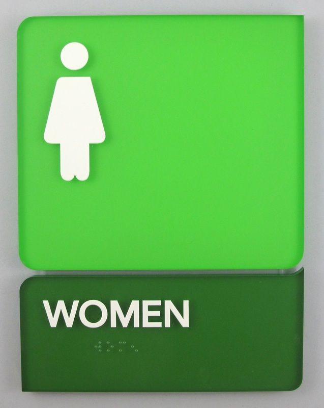 Bathroom Signs Dementia 18 best signage images on pinterest   signage, condos and restroom