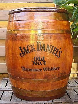 whiskey barrel