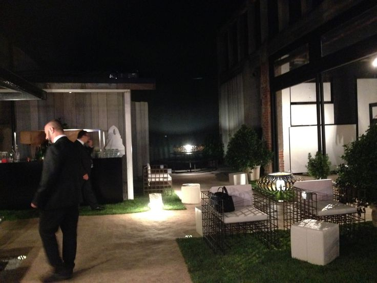 Anche le Geco Circle erano presenti all'evento appena conclusosi a Milano, alla Segheria Carlo&Camilla, ristorante dello chef Carlo Cracco!