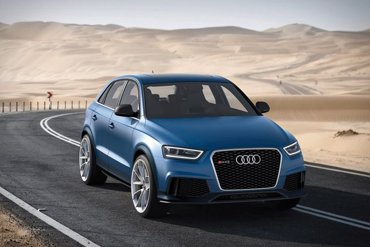 great looking Q3 concept from Audi