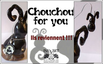 Chouchou Land: Ouverture du blog