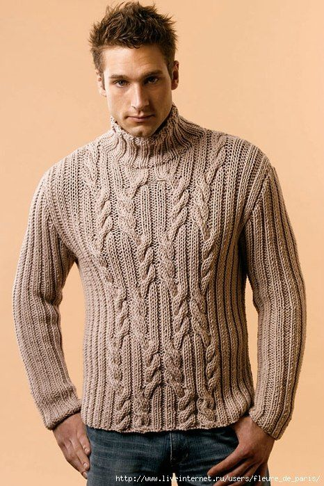 I like this sweater plus the clingy neckline should help people stay warm when it is cold where there at