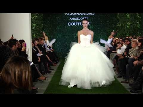 Alessandro Angelozzi   Couture   SS 2013