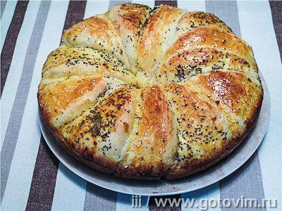 Погачице (сербский хлеб)