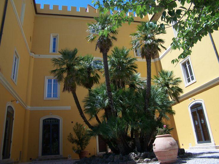 Villa Graziani (back) www.villagraziani.com