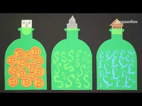#Bitcoin explained and made simple | Guardian Animations - YouTube