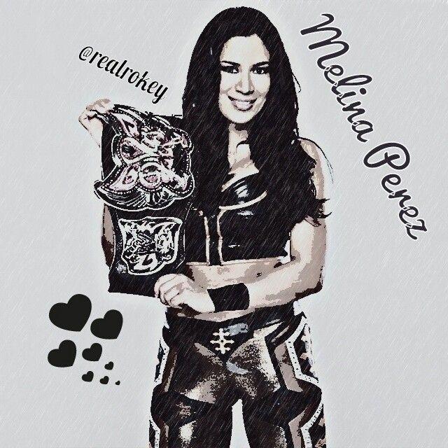 Melina Perez Artwork (Noticed by Melina)