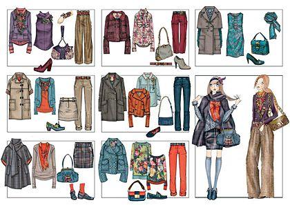CIFF Autumn/Winter 2010/2011 Fashion & Color Trends | Fashion Trendsetter