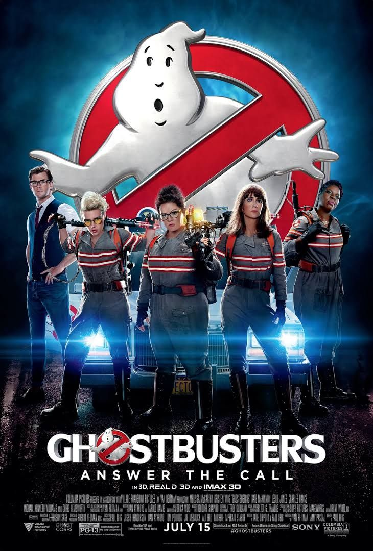 Ghostbusters Full Movie (2016) Online