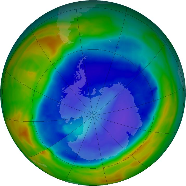 The Ozone Layer Is On The Mend   Popular Science