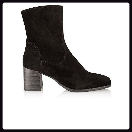 Tamaris Damenschuhe 1-1-25478-37 Damen Stiefel, Boots, Winterstiefel schwarz (BLACK), EU 38 - Stiefel für frauen (*Partner-Link)
