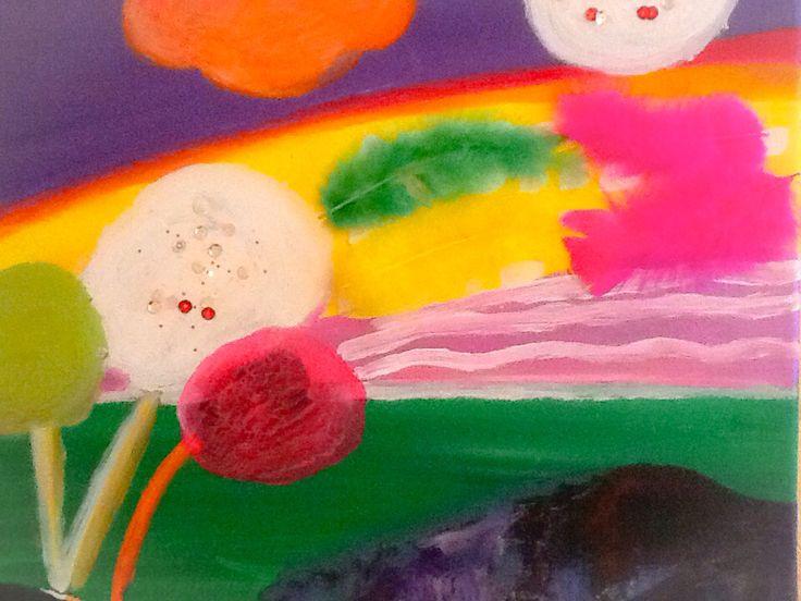 Peinture acrylique paillettes prix plancher plumes artificielles a 2 balles ce qui est chiant c for Peinture a paillettes