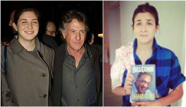 Dustin Hoffman's kid - daughter Rebecca Hoffman