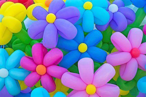 """Résultat de recherche d'images pour """"fleur en ballon"""""""