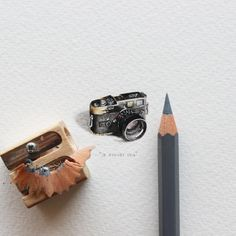 365 Postcards for Ants by Lorraine Loots | iGNANT.de | Leica M4