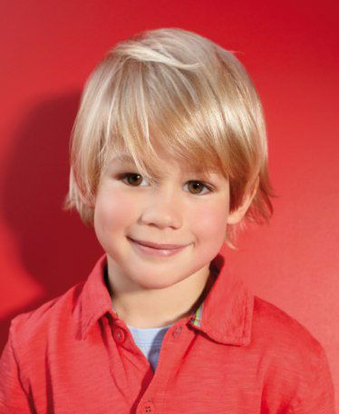I'd like Liam's hair to look like this. I know lots of people hate long hair, but it looks so cute on my 1 year old!