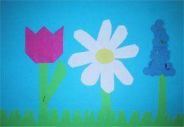 knutselwerkje thema lente