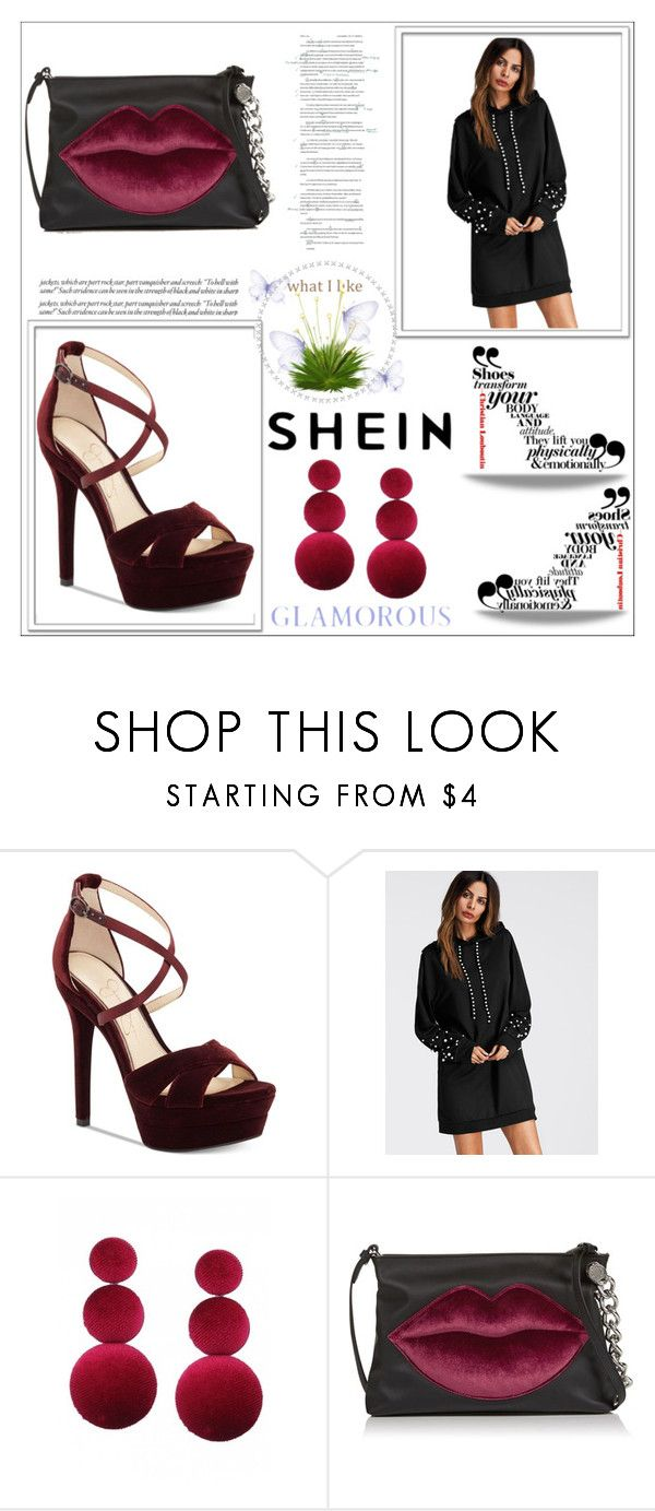 """Shein contest"" by lemana123 ❤ liked on Polyvore featuring Jessica Simpson and Kendall + Kylie"