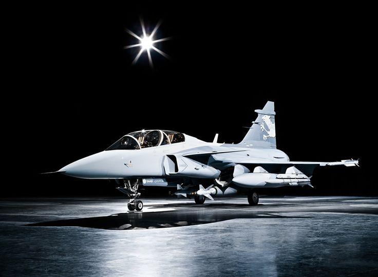 SAAB JAS-39 Gripen Fighter