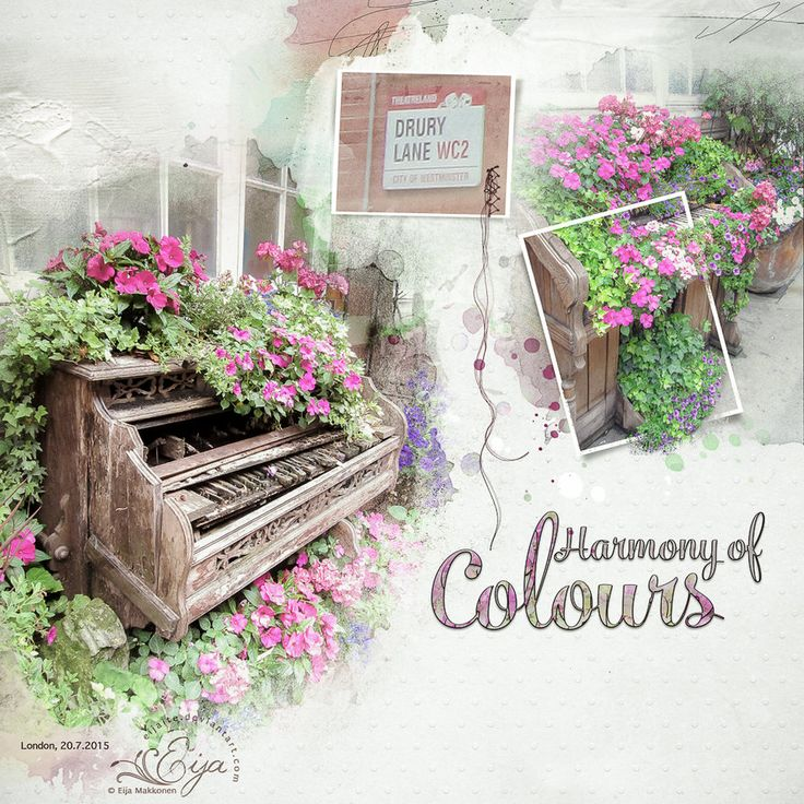 Harmony of Colours by Eijaite.deviantart.com on @DeviantArt