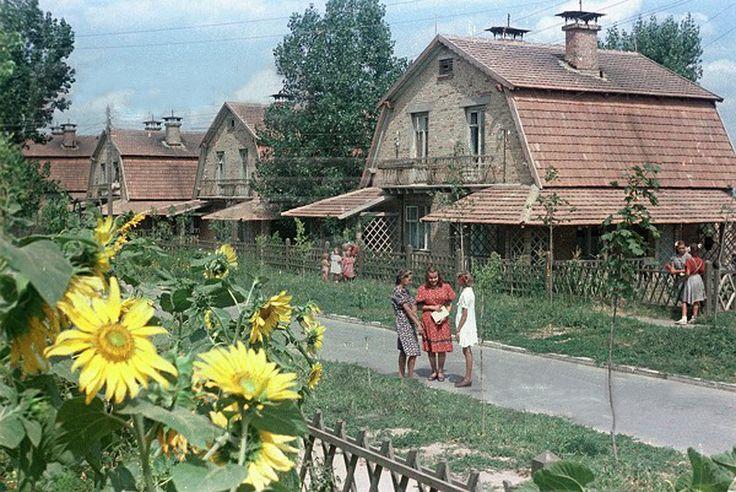 Kiev, USSR, 1950s