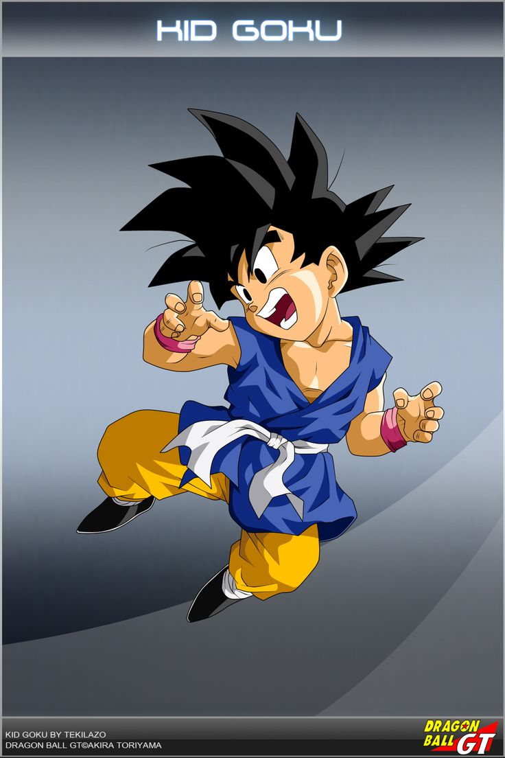 17 best images about anime wallpapers on pinterest - Dragon ball gt goku wallpaper ...