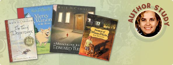 Kate DiCamillo Author StudyAuthor Activities, Schools Author, Author Studies, Study 2Nd, Dicamillo Author, Kate Dicamillo, Author Study, 2Nd Grade, Author Book Study