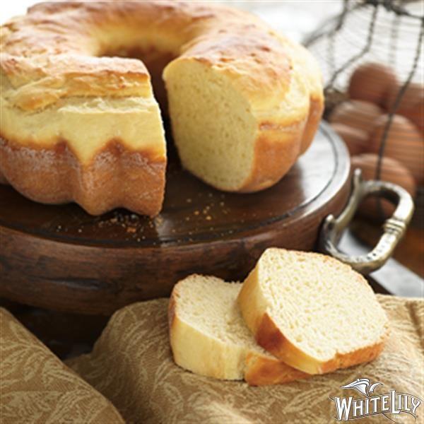 Sally Lunn Bread from WhiteLily®