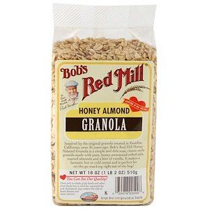 Bob's Red Mill, Honey Almond Granola, 18 oz (510 g)