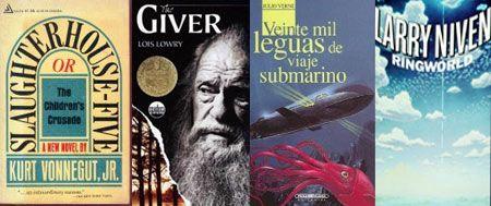 32 novelas de ciencia ficción que deberías leer
