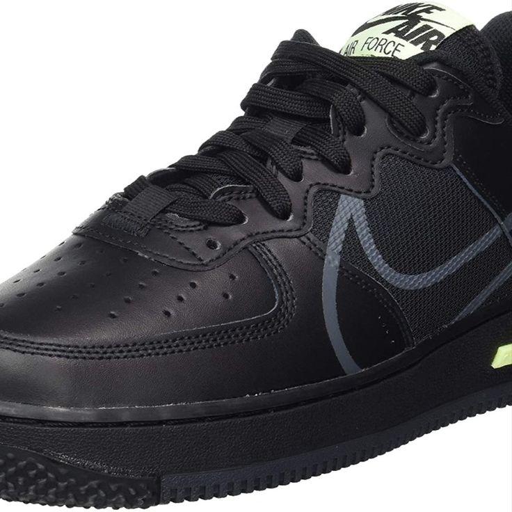 Nike Air Force 1 React, Chaussure de Basketball Homme | Nike air ...